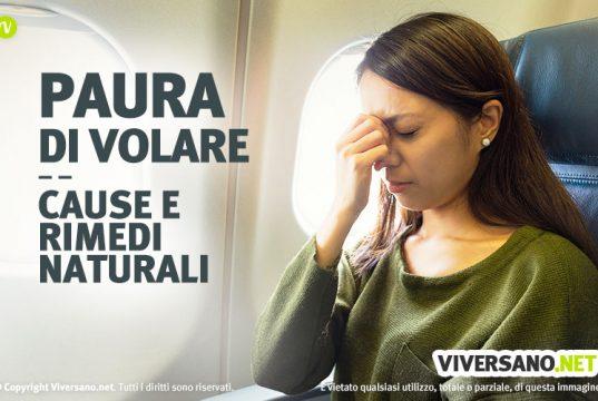 Paura di volare in aereo: cause, sintomi e rimedi naturali
