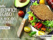 Ricetta sandwich vegano con avocado e verdure