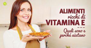 Vitamina E negli alimenti: quali sono i più ricchi