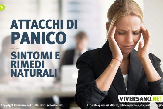 Attacchi di panico: cause sintomi e rimedi naturali