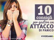 10 consigli per superare un attacco di panico