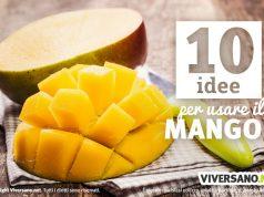 10 utilizzi del mango in cucina