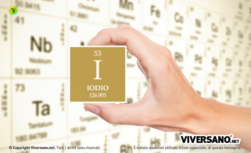 lo iodio viene usato per perdere peso