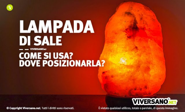 Lampada Di Cristallo Di Sale Ionizzante : Lampade di cristallo u eds