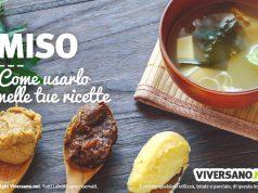 Come usare il miso in cucina