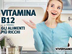 Copertina dell'articolo - Alimenti ricchi di vitamina B12