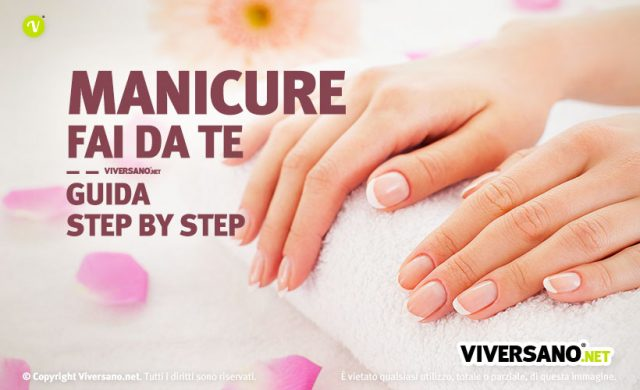 Immagine di donna con mani e unghie ben curate