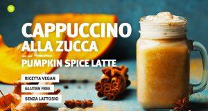 Ricetta: Pumpkin latte - il cappuccino alla zucca