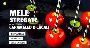Ricetta di Halloween: Mele stregate caramellate e al cioccolato