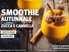 Ricetta: Smoothie di zucca con fiocchi d'avena, cannella e anice stellato