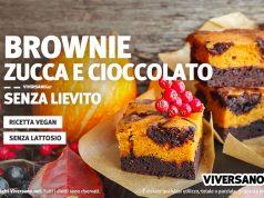 Ricetta: Torta brownie alla zucca e cioccolato