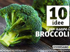 10 utilizzi dei broccoli nelle ricette in cucina