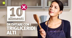 Trigliceridi alti 10 alimenti da evitare