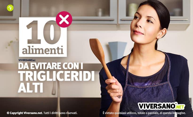 Immagine di copertina dell'articolo - Trigliceridi alti: 10 alimenti da evitare
