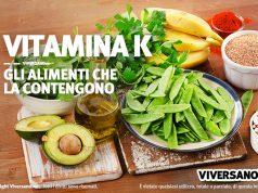 Immagine di copertina dell'articolo - Alimenti ricchi di vitamina K