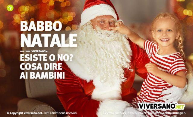 Babbo Natale esiste o no: cosa dire ai bambini