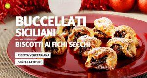 Ricetta dei buccellati biscotti natalizi siciliani