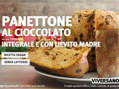 Ricetta del panettone integrale vegan con cioccolato