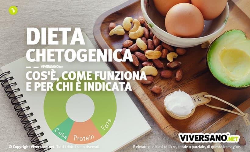 cibo per la dieta chetogenica