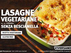 Immagine delle lasagne vegetariane senza besciamella
