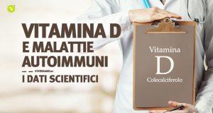 Vitamina D e malattie autoimmuni dati scintifici