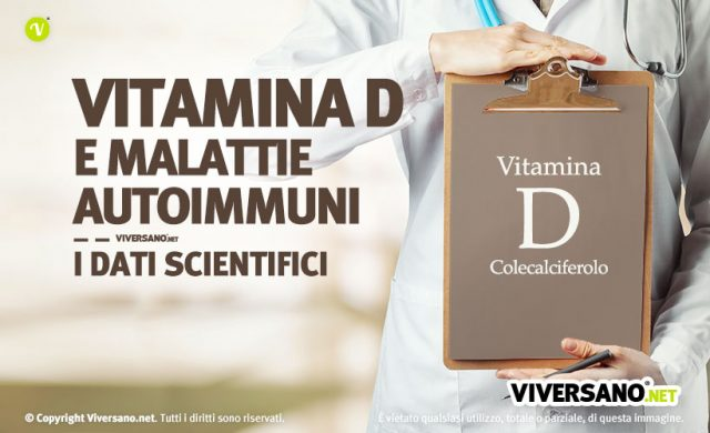Copertina dell'articolo - Vitamina D e malattie autoimmuni
