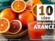 10 utilizzi delle arance nelle ricette di cucina