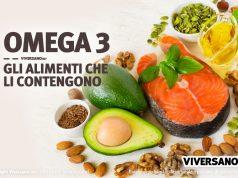 Copertina dell'articolo - Alimenti ricchi di omega 3