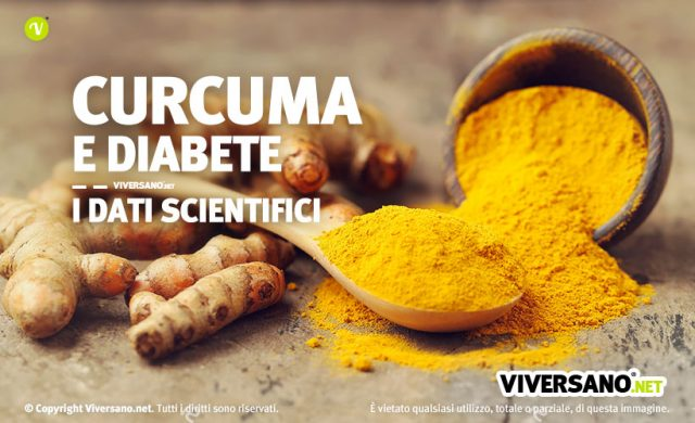 Curcuma e diabete i dati scientifici