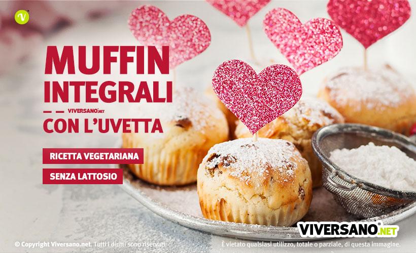 Muffin di san valentino con decorazioni a forma di cuore