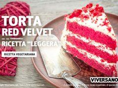 Ricetta della torta americana Red velvet