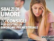 Sindrome premestruale sintomi e consigli