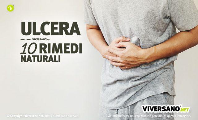 Ulcera 10 rimedi naturali