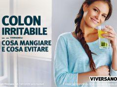 Immagine di donna che beve succo di limone per ritrovare il benessere intestinale