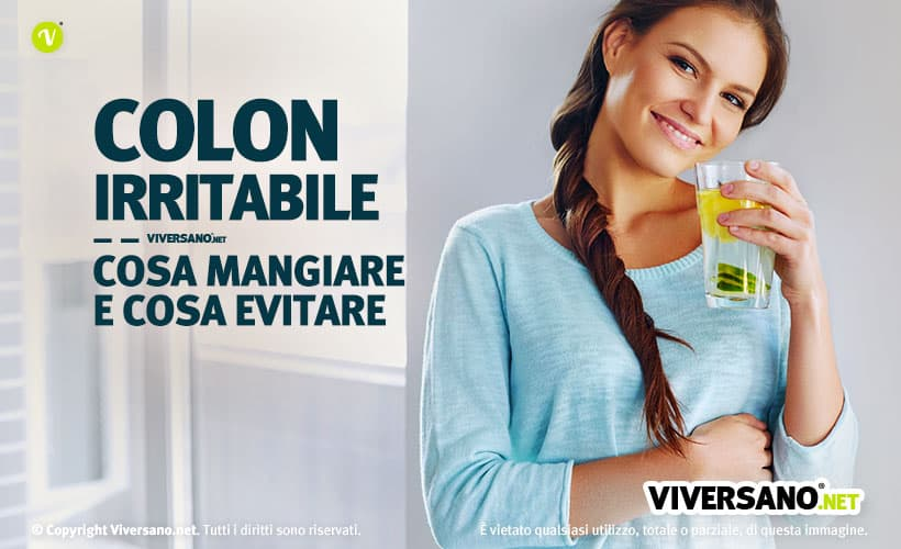 sindrome colon irritabile alimentazione