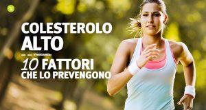 Immagine di donna che corre per mantenersi in salute