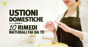Immagine di copertina dell'articolo sui rimedi alle ustioni domestiche