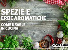 Immagine di copertina dell'articolo sulle spezie e le erbe aromatiche in cucina