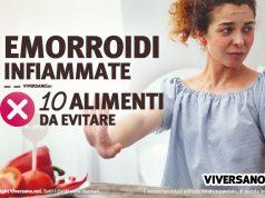 Immagine di copertina dell'articolo chiamato - 10 alimenti da evitare con le emorroidi
