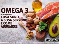 Immagine di copertina dell'articolo chiamato Omega 3 benefici dove si trovano e integratori