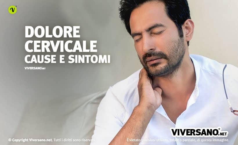 Cause e sintomi della cervicale