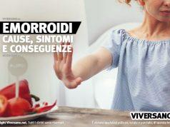 Cause e sintomi delle emorroidi