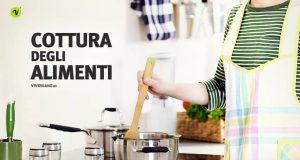 Preparazione degli alimenti in cucina