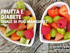 Frutta consigliata ai diabetici