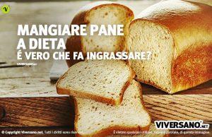 Fette di pane sopra un tavolo