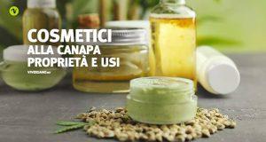 I benefici e gli usi dei cosmetici alla canapa