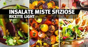 Ricette per insalate miste di vario tipo