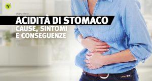 Tutte le cause e i sintomi del bruciore di stomaco