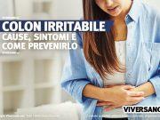 Tutto sul colon irritabile: cause, sintomi e conseguenze