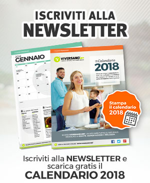 Iscriviti alla Newsletter e scarica gratis!